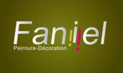 Faniel Peinture logo