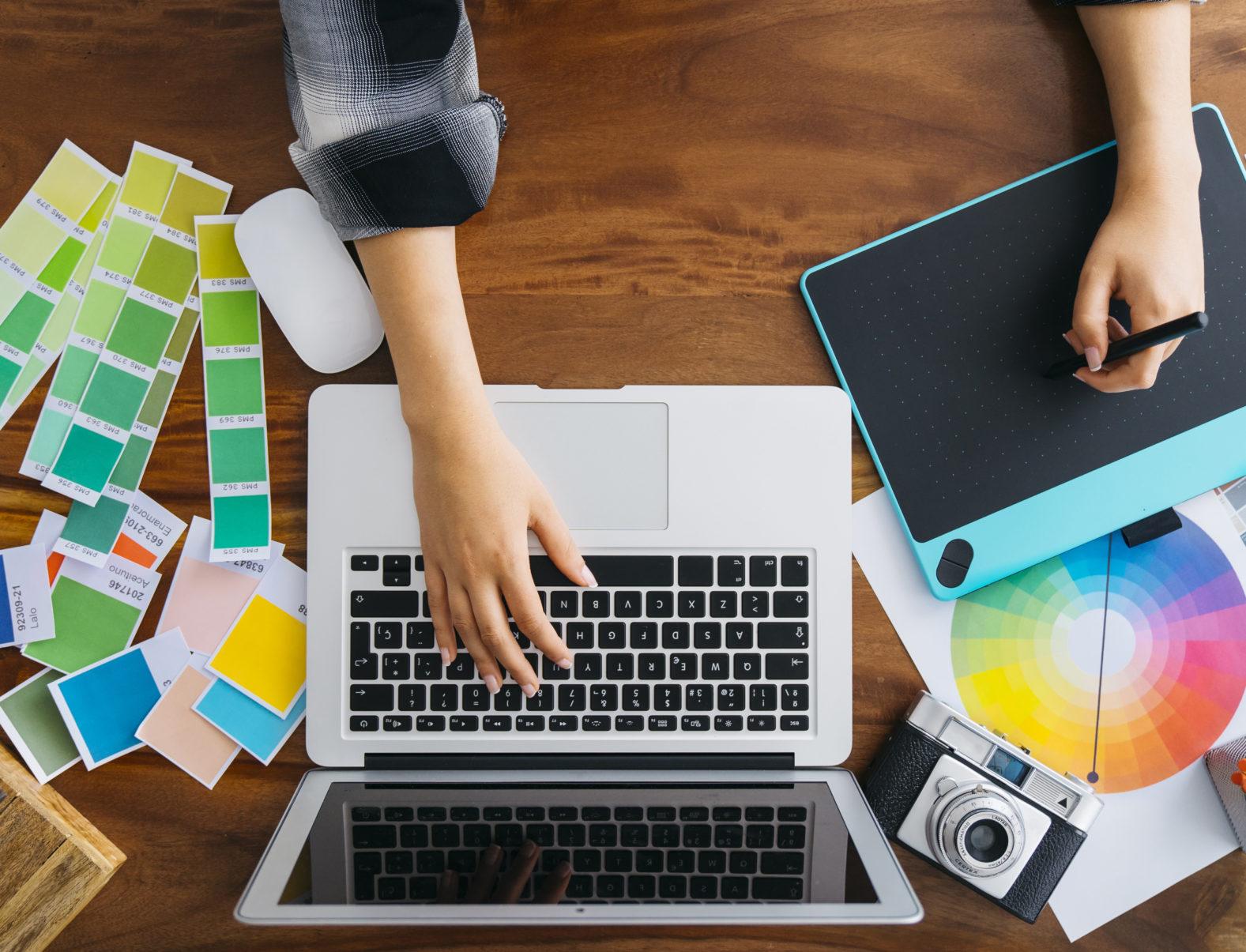 Logo d'entreprise et Web Design