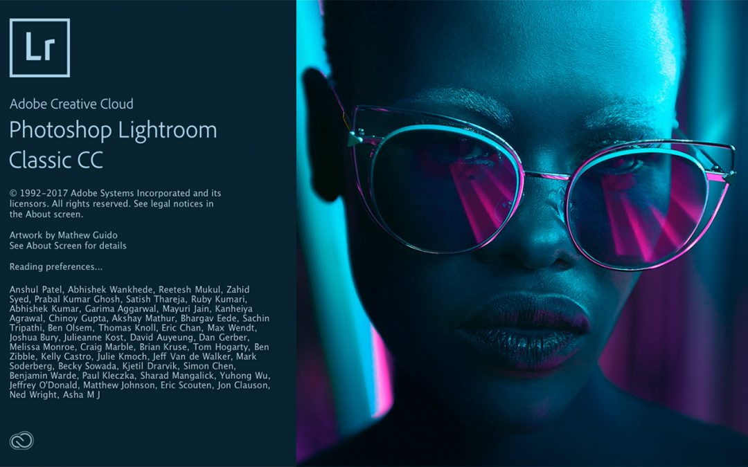 Photoshop Lightroom CC Classic Digital Experts