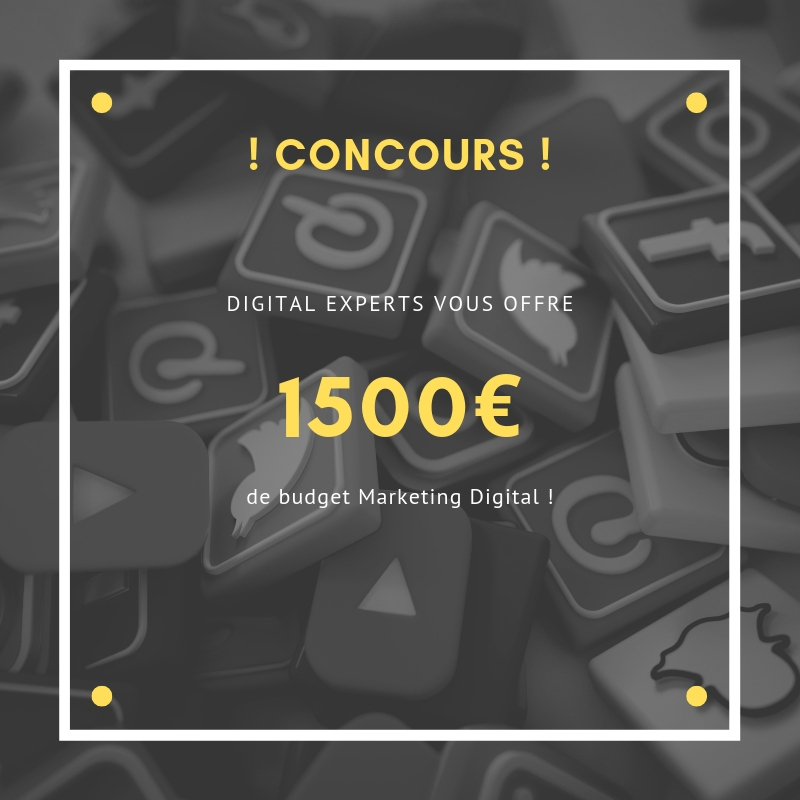 concours digital experts